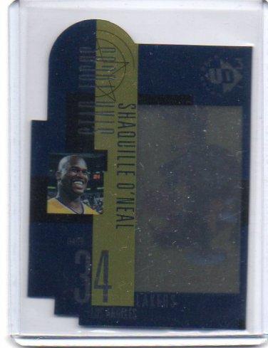 Shaquille O'Neal 1996-97 UD3 #34 Lakers, Magic, Heat Shaq