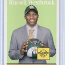 Russell Westbrook RC 2008-09 Topps 1958-59 Variations #199 Thunder OKC