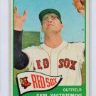 Carl Yastrzemski 1965 Topps #385  Red Sox HOF