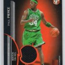 Paul Pierce 2005-06 Topps Pristine Game-Used Jersey #158 Boston Celtics, Nets #/500