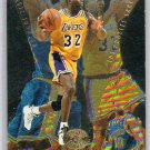 Magic Johnson 1995-96 SP Championship Series Insert #130  Lakers HOF