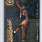 Shaquille O'Neal Insert HOF 1998-99 Upper Deck Century Legends Generations #SOWC Lakers Shaq