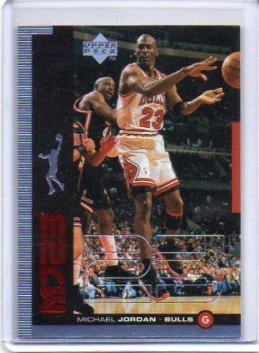Michael Jordan Insert 1998-99 UD Encore MJ23 #M23 Bulls HOF