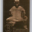 Roy Campanella 1996 CMG Worldwide 22 Kt Gold Card #13 Dodgers