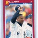 Bo Jackson 1991 Score Rookie & Traded Box Set #1T White Sox, Royals