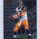 Kurt Warner RC 1999 Bowman's Best RC #110 Rams Cardinals Rookie HOF