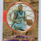 Allen Iverson RC Insert 1996 Pacific Collection Jump Ball #JB-6 76ers HOF, Rookie