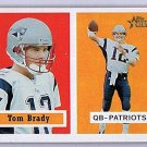 Tom Brady 2002 Topps Heritage #50 Patriots
