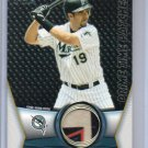 Mike Lowell #/50 2009 Topps Unique Prime Time Patch #PTP-88 Red Sox, Yankees