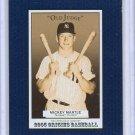 """Mickey Mantle #/50 2005 Topps Origins """"Old Judge"""" Blue #137   Yankees"""