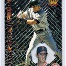 Nomar Garciaparra Platinum Parallel 1997 Pacific Crown Collection Prism Platinum #15 Red Sox
