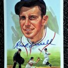 Rick Ferrell Signed Autographed 1989 Perez-Steele Celebration Postcard #14 Red Sox HOF