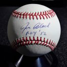 "Brooklyn Dodgers Joe Black Signed Autographed Official NL Baseball (White) ""52 ROY"" Inscription"