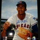 """Fergie Jenkins HOF Auto Signed 8x10 Photo w/ """"HOF 91"""" Inscription - Chicago Cubs"""