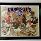 Baseball's Greatest Catchers 16x20 Signed Autographed Photo BERRA BENCH PIAZZA HOF