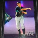 CHRIS TAYLOR RC 2014 Bowman Prospects Purple Refractor #BPCP63 Dodgers