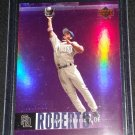 DAVE ROBERTS 2006 UD Purple Parallel #375 SP #/150 Dodgers