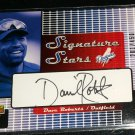 Dave Roberts Auto 2004 UD Signature Stars  #SS-DR Autograph Dodgers