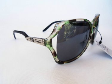 New Style Womens Sunglasses in Light Black Smoke and Brown Lens