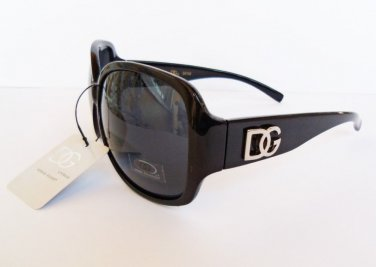 DG Eywear Black Oval Glasses, Sunglasses and Shades for Stylish Women