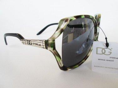 High Fashion Oval Eyewear Women Sunglasses, Multi-Color Black Red Brown Frames