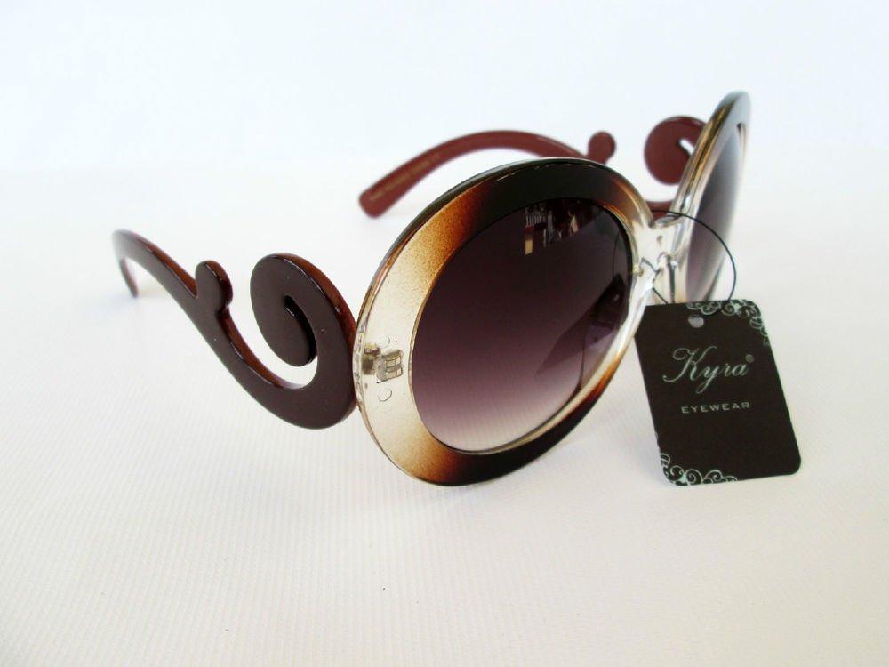 Brand New Style Designer Inspired Very Popular Round Women Sunglasses