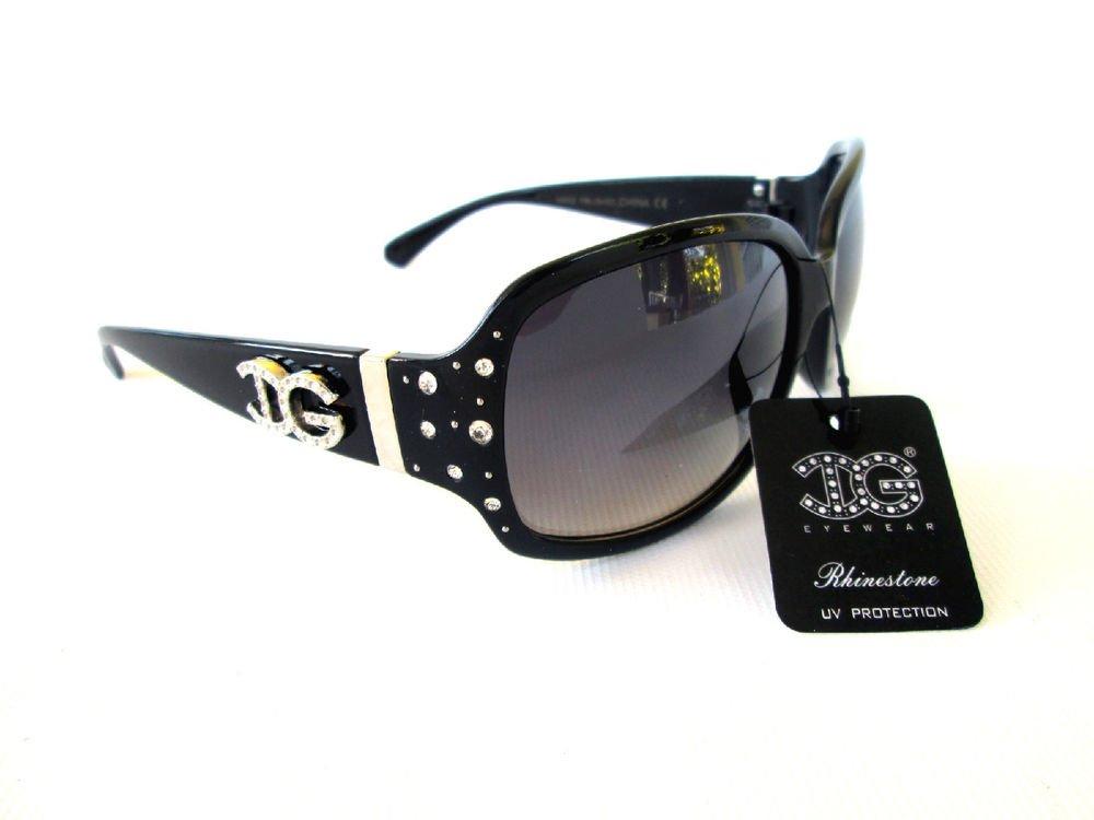 High Fashion Brand New Arrival Designer Style Women Sunglasses With Rhinestones