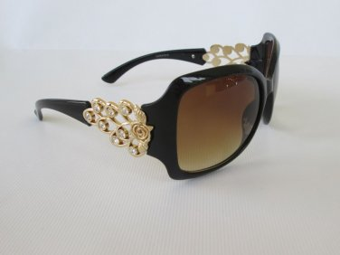 Brand New Arrival Good Style High Fashion Women Sunglasses With Rhinestones