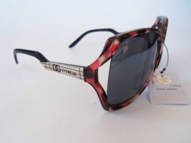 Popular Style Big Sunglasses & Shades With Light Black & Brown Lens For Women.