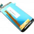 FULL Screen LCD Display+Touch For Motorola Moto E3 XT1706 XT1700~White