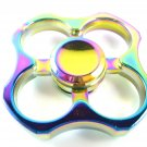 Fidget Finger Spinner Hand Focus Spin Steel EDC Bearing Stress ADHD ABS Toy Gift 02078-FSTENnnnnMI