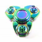 Fidget Finger Spinner Hand Focus Spin Steel EDC Bearing Stress ADHD ABS Toy Gift 02013-FSRUSSIAnnnMI