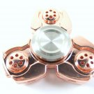 Fidget Finger Spinner Hand Focus Spin Steel EDC Bearing Stress ADHD ABS Toy Gift 02030-FSRUSSIAnD