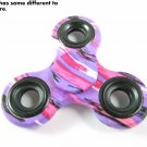Fidget Finger Spinner Hand Focus Spin Steel EDC Bearing Stress ADHD ABS Toy Gift 02038-FSCOLORnP