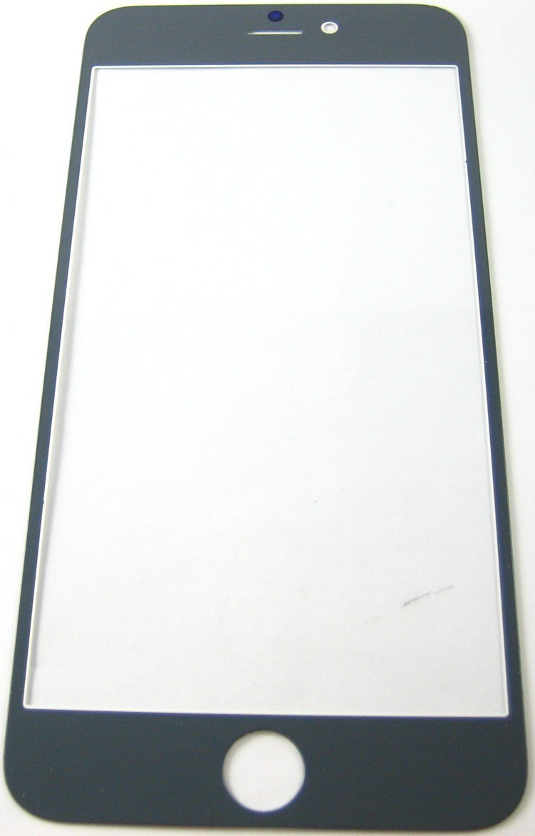 Front Glass (no inner LCD Display Touch Screen) for Apple Iphone 6 Plus~White 03488-MATSIP6PlusnnW