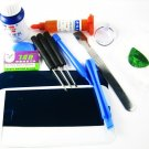Front Glass Screen+Repair Tools Glue Set for Samsung Galaxy S3 i9300 i9305~White 03671-MSTSi9300nW-T