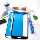 Front Glass Screen+Repair Tools+Glue for Samsung Galaxy Note 2 n7100 n7105~Grey 03686-MSTSN7100nB-TG