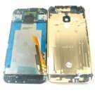 Full LCD Display+Back Battery Cover+Frame For HTC One M9~Gold 05065-MHCLONEM9nnnD
