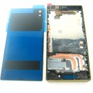 Full LCD Display+Back Battery Cover+Frame For Sony Xperia Z5 E6603~Gold 05179-MECLXperiaZ5D
