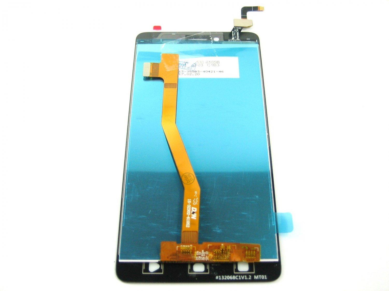 Full LCD Display+Touch Screen Digitizer For Lenovo K6 Note~Black 05930-MnLFK6NotennnB