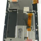 Full LCD Display+Touch Screen Digitizer+Frame For HTC Desire X T328E~Blue 03867-MHLFT328EFnnB