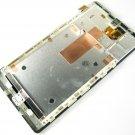 Full LCD Display+Touch Screen Digitizer+Frame For Nokia Lumia 1520~Black 03810-MNLFN1520Fnnnn