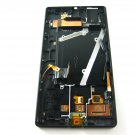 Full LCD Display+Touch Screen Digitizer+Frame For Nokia Lumia 930~Black 04299-MNLFN930FnnnnB