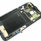 Full LCD Display+Touch Screen+Frame FOR Samsung Galaxy Note 2 II LTE N7105~Grey 02873-MSLFN7105FnnnB