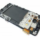 Full LCD Display+Touch Screen+Frame FOR Samsung Galaxy S 2 II i9100~White 01548-MSLFI9100FnnnW