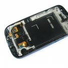 Full LCD Display+Touch Screen+Frame FOR Samsung Galaxy S3 i9301 Neo~Blue 04102-MSLFi9301FnnnL
