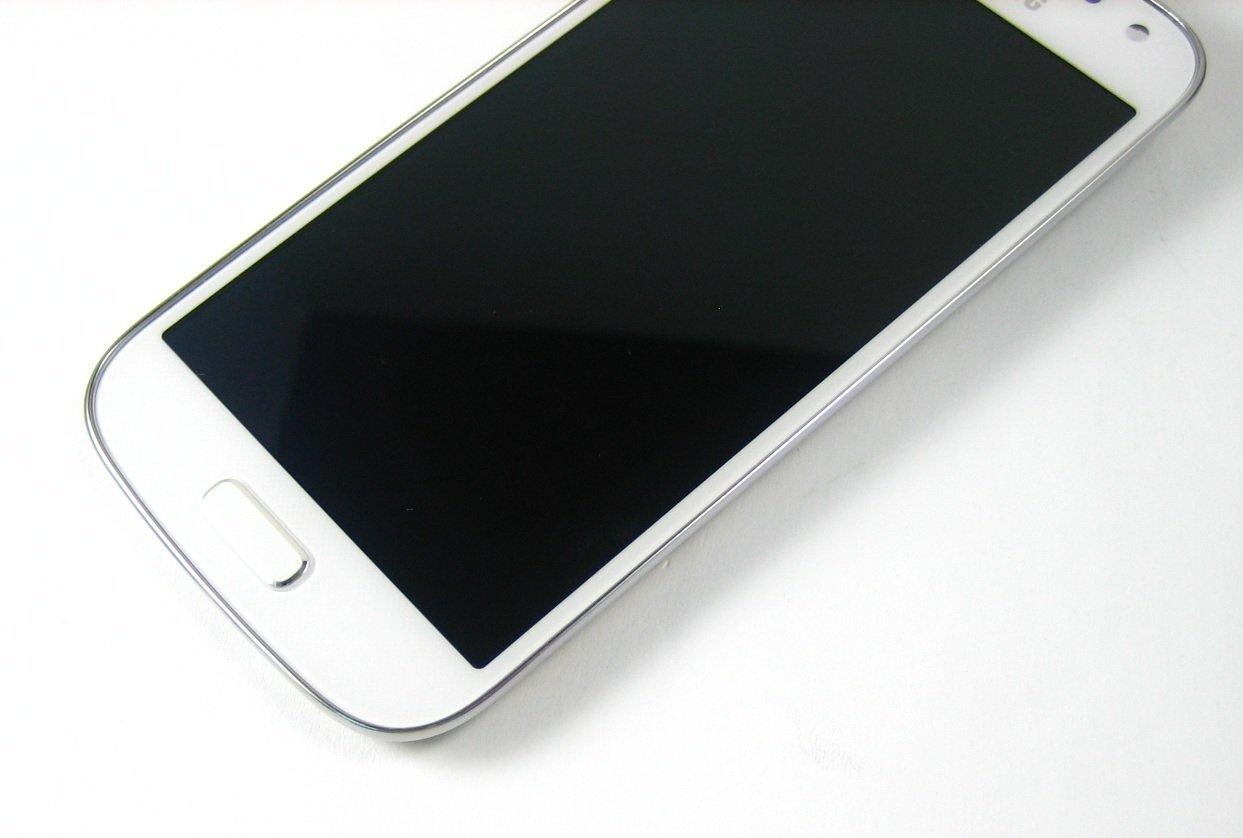 Full LCD Display+Touch Screen+Frame FOR Samsung Galaxy S4 mini i9190 i9195~White 02949-MSLFi9190Fnnn