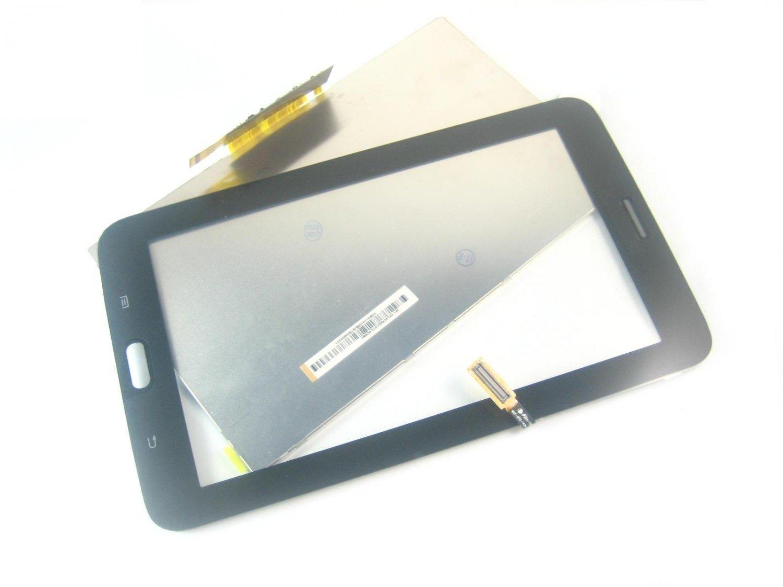 LCD Display+Touch Screen For Samsung Galaxy Tab 3 Lite 7.0 SM-T111 (3G)~Black 04216-MSLTT111nnnnnB