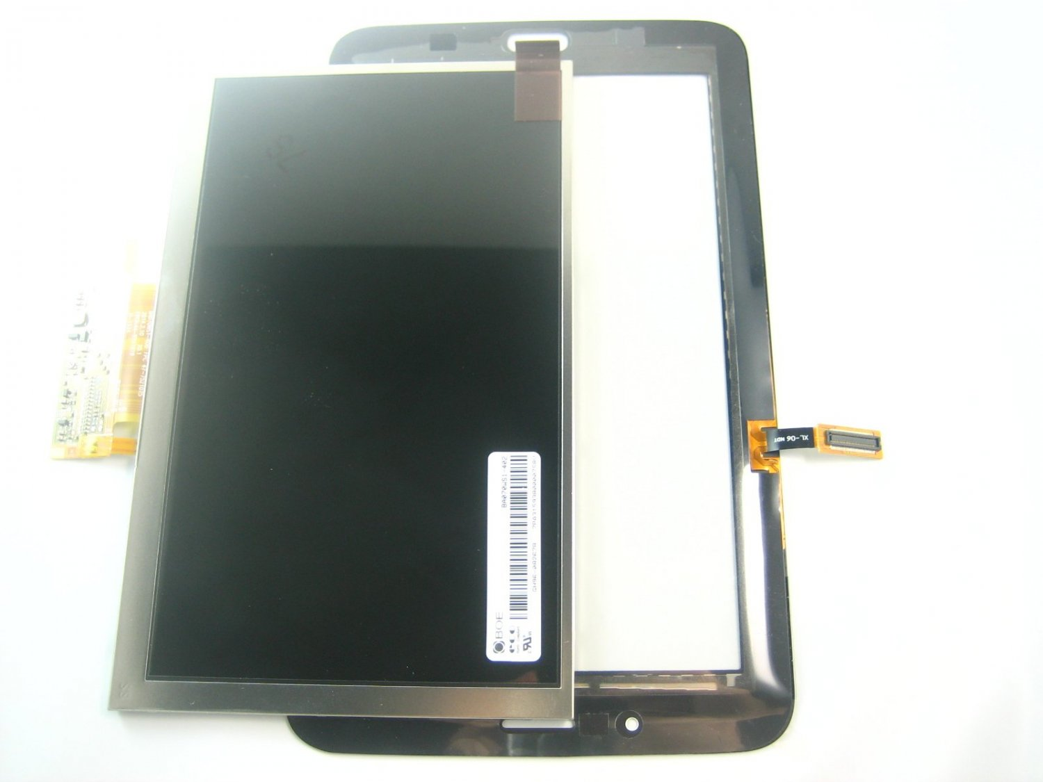 LCD Display+Touch Screen For Samsung Galaxy Tab 3 Lite 7.0 SM-T116~WHITE 05057-MSLTT116nnnnnW