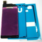 LCD Display+Touch Screen+Glue For Sony Xperia Z3 Mini Compact D5803 D5833~Black 03854-MELFADXperZ3Cn